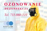 Zdjęcie do ogłoszenia: _ Ozonowanie pomieszczeń w Jaworznie Kastelnik Tel. 735-960-510
