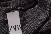 Zdjęcie do ogłoszenia: (36/S) ZARA/ Dzianinowe spodnie biznesowe z Madrytu/ NOWE