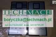 Zdjęcie do ogłoszenia: Tablica znamionowa, tablica informacyjna do TUR, TUD, TUC, TR, TPK, TPC, TUM,