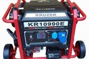 Zdjęcie do ogłoszenia: Agregat prądotwórczy jednofazowy KRUZER KR 10990E 7.0kW!