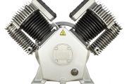 Zdjęcie do ogłoszenia: Kompresor 1660l/min sprężarka tłokowa Pompa powietrza do kompresora