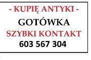 Zdjęcie do ogłoszenia: KUPIĘ ANTYKI - płacę Gotówką - SZYBKI KONTAKT - Kłodzko - DOJEŻDŻAM !