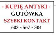 Zdjęcie do ogłoszenia: KUPIĘ ANTYKI / STAROCIE / DZIEŁA SZTUKI - PŁACĘ EXTRA GOTÓWKĄ - DOJADĘ!