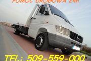 Zdjęcie do ogłoszenia: POMOC DROGOWA 24h, Autoholowanie SIERADZ, Autostrada A2, Cała Polska