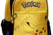Zdjęcie do ogłoszenia: Plecak Plecaczek Pikachu Pokemon dla Dziecka do Szkoły