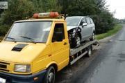 Zdjęcie do ogłoszenia: wyjazdy po samochody cały kraj Kołbiel 510-034-399 transport samochodów laweta