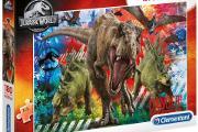 Zdjęcie do ogłoszenia: Puzzle Jurassic World Dinozaur Tyranozaur T-Rex 180 el.