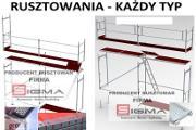 Zdjęcie do ogłoszenia: RUSZTOWANIA od 100m2 Najtańsze - Prosto Od Producenta - Każdy Typ - Dostawa Cała Polska