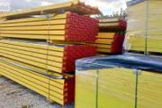 Zdjęcie do ogłoszenia: Dźwigar H20 Doki Legary Glowice Stemple budowlane sztyce Podpory