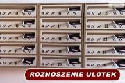 Zdjęcie do ogłoszenia: Kolportaż roznoszenie ulotek Leżajsk
