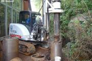 Zdjęcie do ogłoszenia: Fabrycznie nowa palownica/wiertnica TESCAR CF2.5