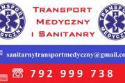 Zdjęcie do ogłoszenia: Transport chorych i niepełnosprawnych, Przewóz karetką, Transport Sanitarny