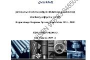 Zdjęcie do ogłoszenia: BIZNESPLAN – produkcja maszyn, urządzeń i wyrobów z metalu (przykład)