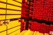 Zdjęcie do ogłoszenia: Stemple budowlane Nowe Malowane i ocynkowane Fi 60, 12kN Sztyce Podpory