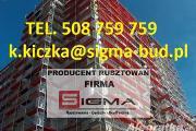 Zdjęcie do ogłoszenia: Rusztowania Rusztowanie 400m2 już od 13969 zł netto - Poznań - NOWE