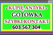 Zdjęcie do ogłoszenia: KUPIĘ ANTYKI / STAROCIE / DZIEŁA SZTUKI - DOJEŻDŻAM - PŁACĘ z góry EXTRA GOTÓWKĄ - ZADZWOŃ - BEZPOŚREDNI TELEFON – 603 567 304 - DOJEŻDŻAM !