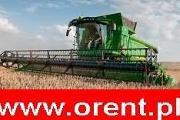 Zdjęcie do ogłoszenia: Kurs na kombajny zbożowe uprawnienia kombajnisty www.orent.pl