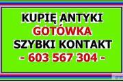 Zdjęcie do ogłoszenia: PORZĄDKI - DOMU / WILLI / MIESZKANIA - KUPIĘ ANTYKI / STAROCIE - ZADZWOŃ - GOTÓWKA !
