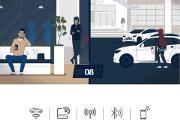 Zdjęcie do ogłoszenia: Etui Pokrowiec Blokujący Sygnał RFID Grey