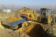 Zdjęcie do ogłoszenia: Wykopy i roboty fundamentowe roboty ziemne Miasteczko Śląskie żyglin