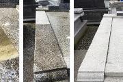 Zdjęcie do ogłoszenia: Sprzątanie grobów, czyszczenie, mycie pomników z lastriko Białystok