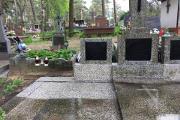 Zdjęcie do ogłoszenia: Sprzątanie grobów, czyszczenie, szlifowanie, mycie pomników z lastryko Białystok