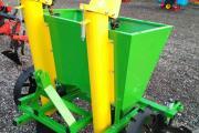 Zdjęcie do ogłoszenia: Nowa 2-rzędowa sadzarka do ziemniaków Metalowe koszyki Transport