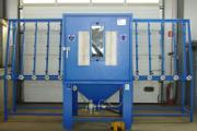 Zdjęcie do ogłoszenia: piaskarka kabinowa do szkła inżektorowa KIG1200 3,6 OP