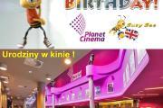 Zdjęcie do ogłoszenia: Niezwykłe urodziny z Busy Bee dla dzieci w kinie Planet Cinema