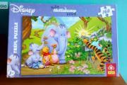 Zdjęcie do ogłoszenia: Puzzle - Kubuś i Heffalumpy