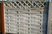 Zdjęcie do ogłoszenia: Ogrodzenia betonowe, podmurówki, płyty. Producent.