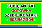 Zdjęcie do ogłoszenia: KUPIĘ ANTYKI / Starocie / Dzieła Sztuki - GŁUSZYCA - Skup Antyków - GOTÓWKA!