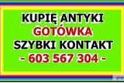 Zdjęcie do ogłoszenia: ZDECYDOWANIE KUPIĘ ANTYKI / STAROCIE od ręki – za gotówkę z własnym transportem i bezpłatnym dojazdem.... ZADZWOŃ!