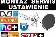 Zdjęcie do ogłoszenia: Montaż Serwis Instalacja Anten Ustawienie sygnału Ustawienie Anteny Kielce i okolice najtaniej
