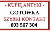 Zdjęcie do ogłoszenia: KUPIE ANTYKI - zapewniam KONTAKT, GOTÓWKA, TRANSPORT - Ząbkowice Śl.