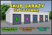 Zdjęcie do ogłoszenia: SKUP GARAŻY ZA GOTÓWKĘ / SKUP GARAŻÓW / SPYTKOWICE / MAŁOPOLSKIE