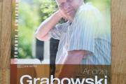 Zdjęcie do ogłoszenia: Książka kucharska: Andrzej Grabowski - Na garnuszku życia
