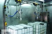 Zdjęcie do ogłoszenia: Myjnia do IBC. Mycie kontenerów i zbiorników, pojemników