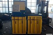 Zdjęcie do ogłoszenia: Belownica do odpadów INTER-HYDRO BW 6 nacisk 6 ton