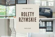 Zdjęcie do ogłoszenia: Rolety Rzymskie Krzeszowice | PRODUCENT | Bezkonkurencyjna oferta!