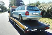 Zdjęcie do ogłoszenia: holowanie obwodnica Mińsk Mazowiecki autostrada A2 laweta autoholowanie 24/dobe 510 034 399