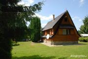 Zdjęcie do ogłoszenia: Ferienhaus - Holzhaus mieten ostsee Nörenberg-Ińsko
