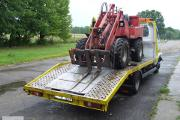 Zdjęcie do ogłoszenia: Transport maszyn budowlanych bobcatów minikoparek Mińsk Mazowiecki