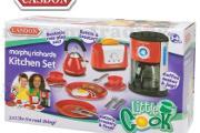 Zdjęcie do ogłoszenia: Czajnik Toster Ekspres Naczynia dla dzieci zestaw do kuchni AGD CASDON