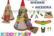 Zdjęcie do ogłoszenia: Namiot indiański Domek Wigwam Tipi dla dziecka pokój ogród