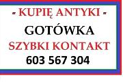Zdjęcie do ogłoszenia: KUPIĘ ANTYKI / STAROCIE / DZIEŁA SZTUKI - Masz Antyki - POTRZEBUJESZ GOTÓWKI - ZADZWOŃ !