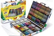 Zdjęcie do ogłoszenia: Zestaw Plastyczny Crayola w Walizce 140 el. Kredki Pisaki