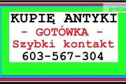 Zdjęcie do ogłoszenia: GOTÓWKA - SZYBKI KONTAKT - KUPIĘ ANTYKI / STAROCIE / DZIEŁA SZTUKI - ZADZWOŃ ~!~