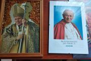 Zdjęcie do ogłoszenia: obraz papieża Jana Pawła II