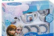 Zdjęcie do ogłoszenia: FROZEN Kraina Lodu Serwis Porcelanowy do Herbaty 10el. Disney